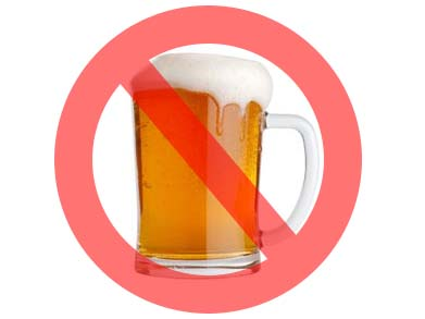 картинка скажи пиву нет проводит